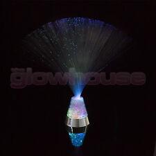 Fibre Optic Ice Crystal Lamp Colour Changing Sensory Light