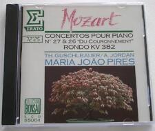 NEW Mozart  Piano Concertos Rondo  Maria Joao Pires Import  CD