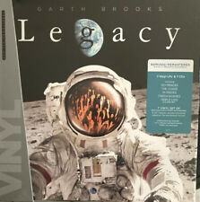 Legacy Limited Edition Box Set Garth Brooks 7 Vinyl And 7 CD BRAND NEW IN HAND