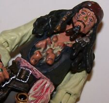 Pirates of the Caribbean Jack Sparrow Cannibal King Action Figure by Zizzle
