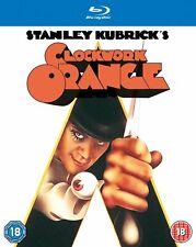 A Clockwork Orange (1971) - Blu Ray - Malcolm McDowell