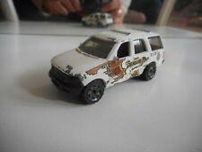 Matchbox Ford Expedition in White