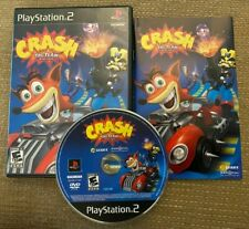 Crash: Tag Team Racing (PlayStation PS2) Complete w/ Manual - TESTED