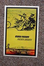 Easy Rider #2 Lobby Card Movie Poster Peter Fonda Dennis Hopper Jack Nicholson