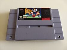 Super Action Play Football SNES (1992) (Cartridge Only)