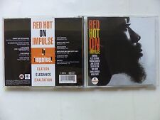 CD ALBUM Red Hot on Impulse ALICE COLTRANE PHAROAH SANDERS .. GRP¨11512