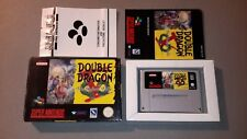 Double Dragon V The Shadow Falls ( Nintendo Snes ) European Version Pal