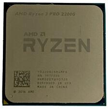 AMD Ryzen 3 2200G 3.50 GHz Quad-Core Processor