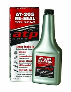 STOPS LEAKS ENGINE AND MAIN SEAL AND GASKET AUTO CAR RESEAL