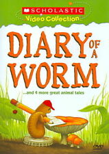 Diary of a Worm... and Four More Great Animal Tales (Scholastic Video Collection
