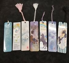 New Listing7 pc Lot 1980s Unicorns Antioch Sunshine Thoughts Quality Artworks Bookmarks