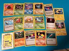 Lotto carte Pokemon