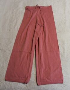 James Street Co. Women's Pocket High Waisted Pants FR7 Light French Pink Medium