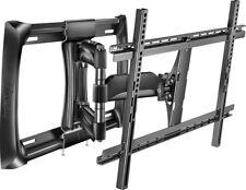"Rocketfish Full-Motion TV Wall Mount for Most 40"" - 75"" TVs - Black RF-HTVMM170C"