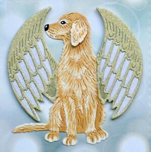 Winged Angel Dog Die Sweet Dixie SDD493