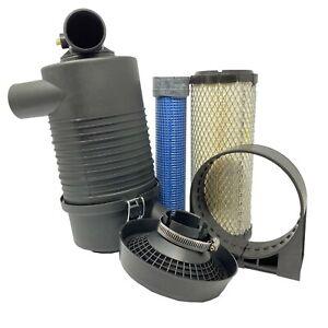 CFKIT Filter Kit for G057511 FPG Donaldson Cleaner  (Mounting Band & Inlet hood)