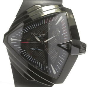 HAMILTON Ventura XXL H246150 Elvis Presley 75th anniversary AT Men's_605567