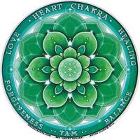 Heart Chakra - Window Sticker / Decal