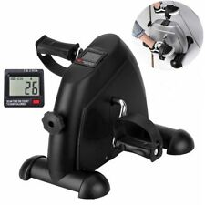 Exercise Bike Arm Leg Resistance Mini Cycle Pedal Exerciser Workout Seat Fitness