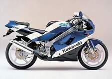 Kawasaki ZXR250 (ZX250) Service , Owner's & Parts Manual CD