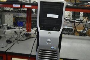 Dell Precision T7400 Tower Dual Xeon CPU X5472 @3.00GHz 12GB (6x2GB) RAM