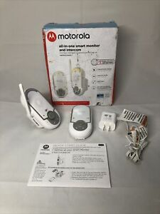 Motorola CONNECT Wi-Fi All-in-One Smart Monitor and Intercom