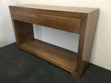 TOH-020 Local make tassie oak hardwood hall table console table