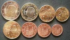 Spanje UNC serie 2019 - 1 cent tot en met 2 euro