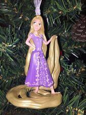 "Custom Disney PRINCESS Tangled Rapunzel Christmas Ornament 3.5"""
