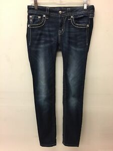 Women's Miss Me Signature Skinny Jeans Size 28