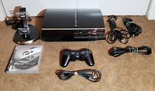 Sony PlayStation 3 60GB Backwards Compatible PS3 Console Super Bundle CECH-A01!