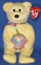TY EGGBEART the EASTER BEAR  BEANIE BABY - MINT with TAG  - SEE PICS