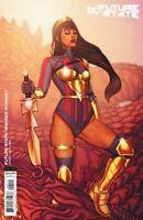 DC Future State Wonder Woman #1 Comic Book Jenny Frison Variant NM