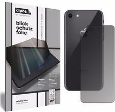 Apple iPhone 8 Rueckseite Protection écran de Confidentialité Protecteur
