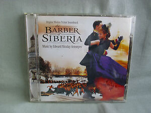 The Barber of Siberia- OST by E.N.Artemyev WIE NEU