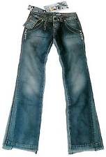 MISS SIXTY Destroyed Jeans W25 L34 25/34 Mod:CRIMSON