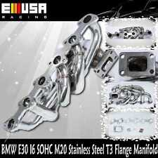 SS Manifold for 86-88 BMW 325 Base Coupe 2D/Sedan 4D  I6 SOHC M20