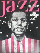 JAZZ MAGAZINE 176 DEXTER GORDON JACQUES THOLLOT KEITH JARRETT CAHIERS 1970