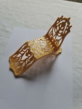 """Cleo de Nile seat Monster High  doll furniture  """"Desert Oasis"""" Gold Lounge Chair"""
