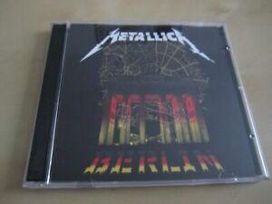 "Metallica Live in Berlin/Olympiastadion 2019 Doppel-CD incl Rammstein ""Engel"""