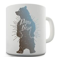 Twisted Envy Papa Bear Ceramic Mug