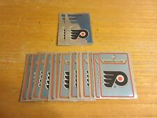Philadelphia Flyers Lot of 15 Foil Logo Hockey Stickers NHL