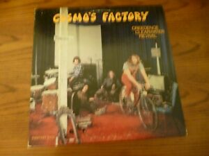 Creedence Clearwater Revival - Cosmo's Factory  LP - Fantasy Records 8402