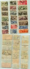 Russia USSR 1933 SC 489-509 used. g237