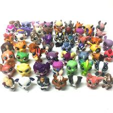 Random Lot 30PCS Original Littlest Pet Shop LPS Animals Figure Collection Toys
