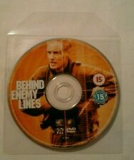 Behind Enemy Lines (DVD, Disc only) Brand new.  Hackman & Wilson.