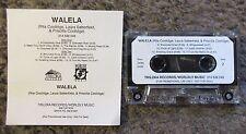 "WALELA (RITA & PRISCILLA COOLIDGE) ""WALELA"" 1997 UNPLAYED ADVANCE PROMO TRILOKA"