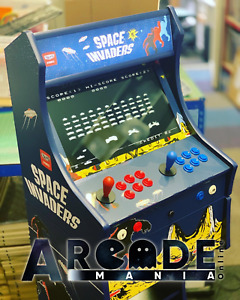 Full Size Arcade Machine - Space Invaders (V1) themed - 3,188 Classic Games