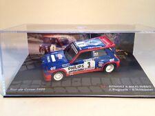 Renault 5 Maxi Turbo J. Ragnotti -P Thimonier Tour De Corse 1985 1:43 Scale New