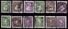 Denmark 1924 Postal Anniversary Gu